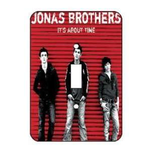 Jonas Brothers Light Switch Plate Cover Brand New