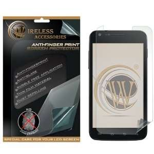 Anti Fingerprint Screen Protector Samsung Skyrocket i727