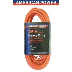 25 FT. Heavy Duty Extension Cord /16 Gauge
