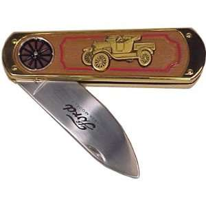 Franklin Mint 1925 Ford Model T Pickup Collector Pocket Knife