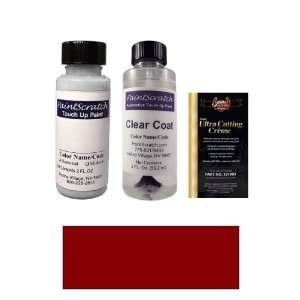 2 Oz. Mars Red Paint Bottle Kit for 2012 Mercedes Benz C