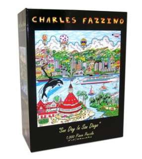 YORK  Is Fazzino 1000 Piece Puzzle (B&N Exclusive) by Andrews Blaine