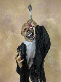 Hanging 36 Zombie Corpse Torso Halloween Prop Decoration NEW