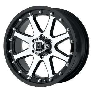 Addict XD798 Matte Black Machined Wheel (17x9/5x5) Automotive