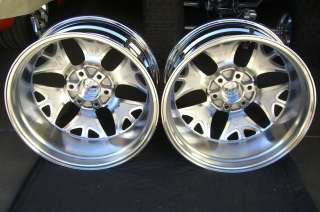 20 inch Chrome Diamo 15 Karat Wheels/Rims 6x135 FORD