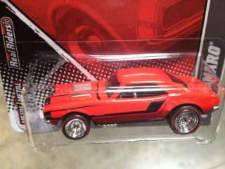 hot wheels GARAGE 67 CAMARO from 20 car SET FORD VS GM