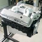 Block Chevy 350 Complete Crate Engine Motor Gm Aluminum Stuff 260hp