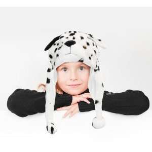 Dalmation Kids Animal Winter Hat Toys & Games