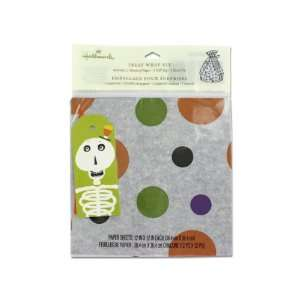 Halloween themed gift wrap kit   Pack of 72