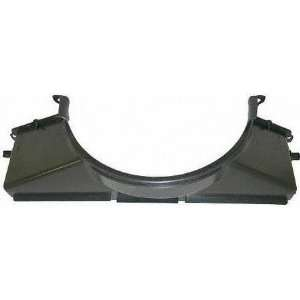 02 05 CHEVY CHEVROLET AVALANCHE RADIATOR FAN SHROUD TRUCK, Lower, 5.3L