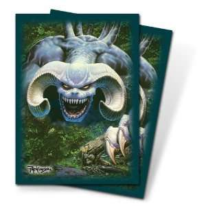 50 Ultra Pro Parkinson Demon MTG Card Sleeves Magic Deck