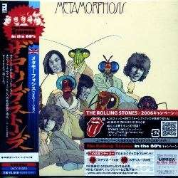 ROLLING STONES METAMORPHOSIS JAPAN MINI LP CD *NEW* 4988005422217