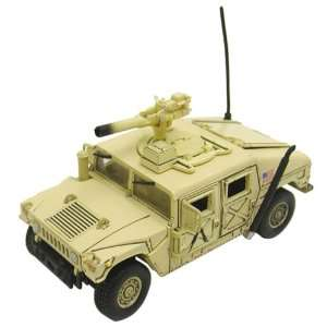 M1036 HMMWV Humvee with Tow 132 Scale Die Cast Vehicle Toys & Games