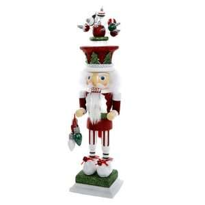 Hollywood Nutcrackers Kurt Adler 15 Inch Hollywood Ornament Hat