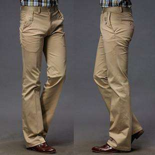 2011 Mens Stylish Casual Formal Slim Fit Pants Trousers