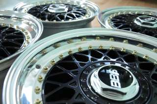 BBS RM 15x7,5 4x100 BMW E21 E30 Golf GTi Civic GSi