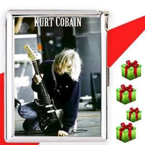kurt cobain nirvana p Cigarette Case Lighter Everything