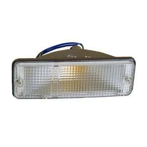 Toyota Camry Passenger Side Replacement Bumper Signal Light