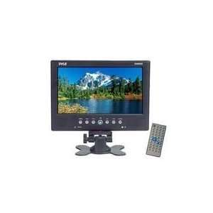 Pyle PLMN9SD 9 TFT/LCD Monitor//MP4/USB & SD Card