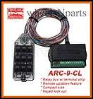 AVS arc 9 Switch Box Rocker FBSS Controller Air Ride bagged Suspension
