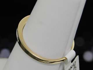 LADIES YELLOW GOLD BAGUETTE DIAMOND WEDDING BAND RING