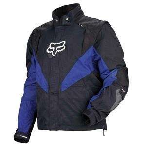 Fox Racing 360 Jacket   Large/Blue Automotive