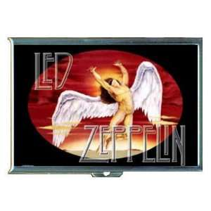 LED ZEPPELIN SWAN SONG IMAGE ID Holder, Cigarette Case or Wallet MADE