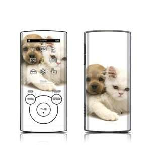 Young Love Design Protective Decal Skin Sticker for Sony