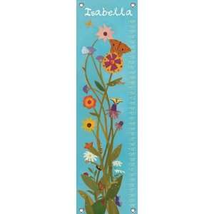 How Does My Garden Grow?   Growth Chart Baby