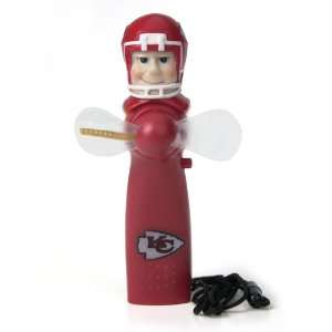 Pack of 2 NFL Kansas City Chiefs LED Light Up Portable