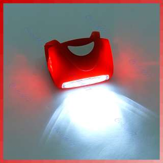 Colors Of Bicycle Bike Caution Safety Rear Flash Light