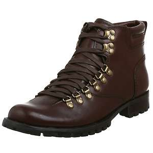 Kenneth Cole Reaction U Know Who Mens Brown Boots Shoes