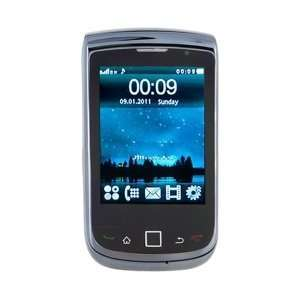 3.2 TFT Touch Screen Quad band Dual Sim Dual Standby Cell