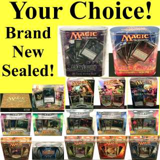 MTG Magic the Gathering Cards Duel Decks Factory Sealed Box Lot Card