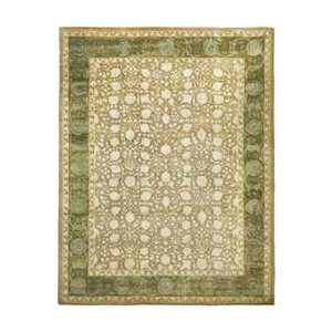 Safavieh Silk Road SKR212A Ivory and Sage Traditional 8 x