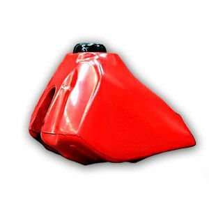 Tanks Honda XR250 500R (1981 1982) 3.8 gal.   Red #11373 Automotive