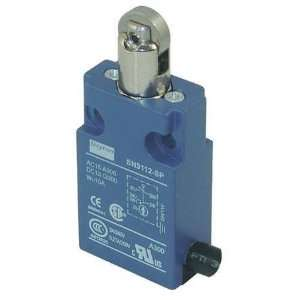 Dayton 12T955 Mini Limit Switch, SPDT, Vert, Roller