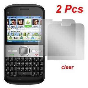 Gino 2 x Anti Dust Clear LCD Screen Protective Guard for
