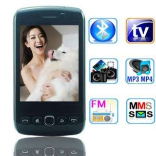 Inch Touchscreen Dual SIM Mobile Cell phone GMS TV
