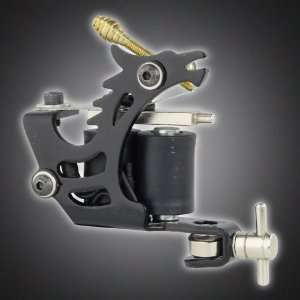 New Tattoo Machine Gun Dual 10 Wrap Coils Set for Liner or