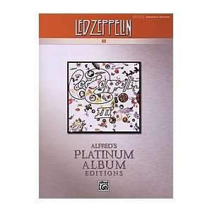 Led Zeppelin   III Platinum Drums Musical Instruments
