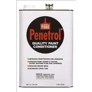 The Flood Co/Akzo 00415 0 Penetrol, Oil Based Paint Additive, 1 Gallon