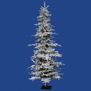 Foot Flocked Georgian Fir Christmas Tree 1075 Tips