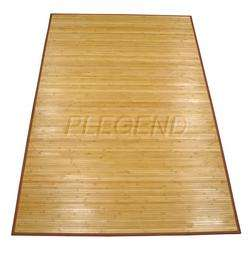 x8 NEW Natural Bamboo Area Rug Carpet Indoor Outdoor Great Gift