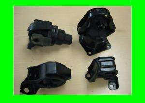 94 97 Honda Accord AT Engine Motor Mount (4 PIECE KIT)