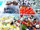 Lots 200 Murano Lampwork glass bead Fit sort jewelry items in