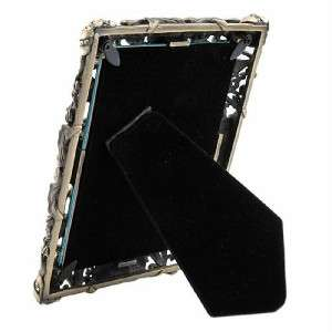 Authentic RUCINNI Magnificent Picture Frame with Swarovski Crystals.