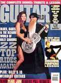 Guitar World Magazine March 1994 Billy Gibbons