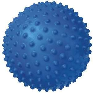 Inflatable Massage Ball 8 (Round Nodule)   Blue
