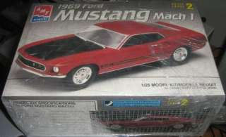1969 Ford Mustang Mach 1   Skill Level 2